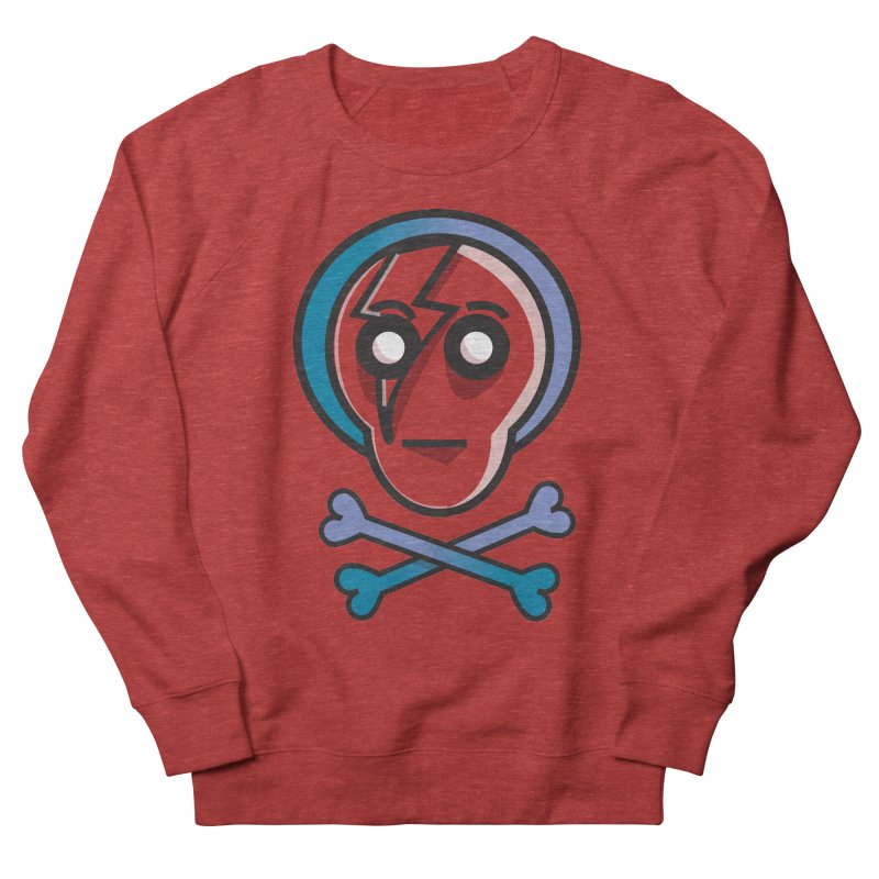 Bots 'n' Bones Men's Sweatshirt by TenAnchors's Artist Shop