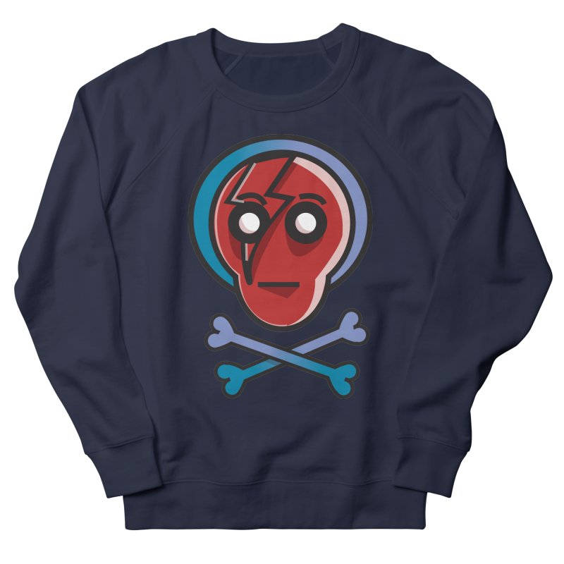 Bots 'n' Bones Men's Sweatshirt by TenAnchors's Artist Shop
