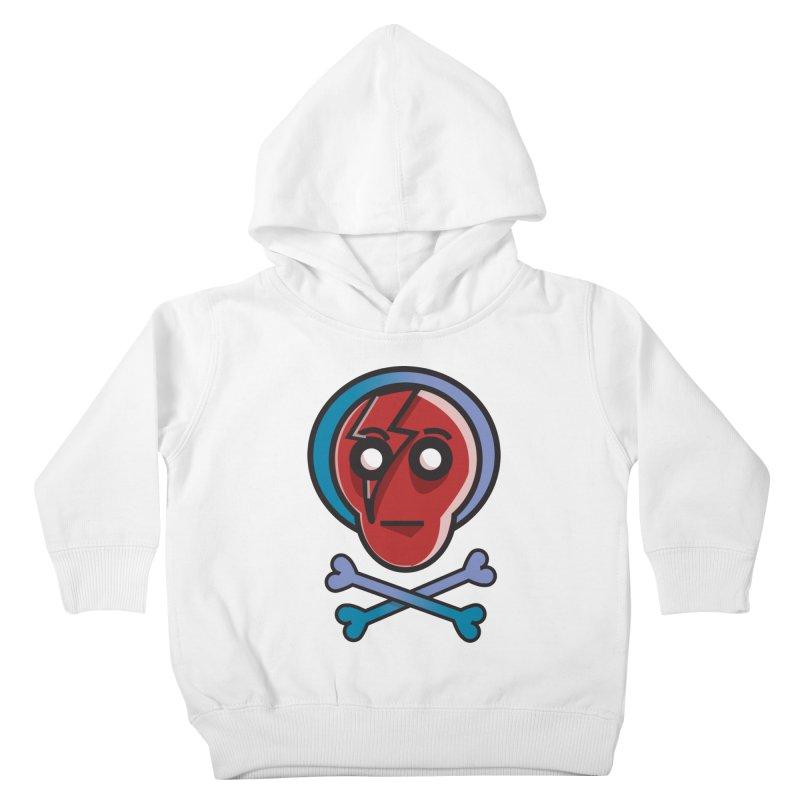 Bots 'n' Bones Kids Toddler Pullover Hoody by TenAnchors's Artist Shop