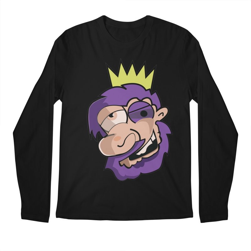The King  Men's Longsleeve T-Shirt by TenAnchors's Artist Shop