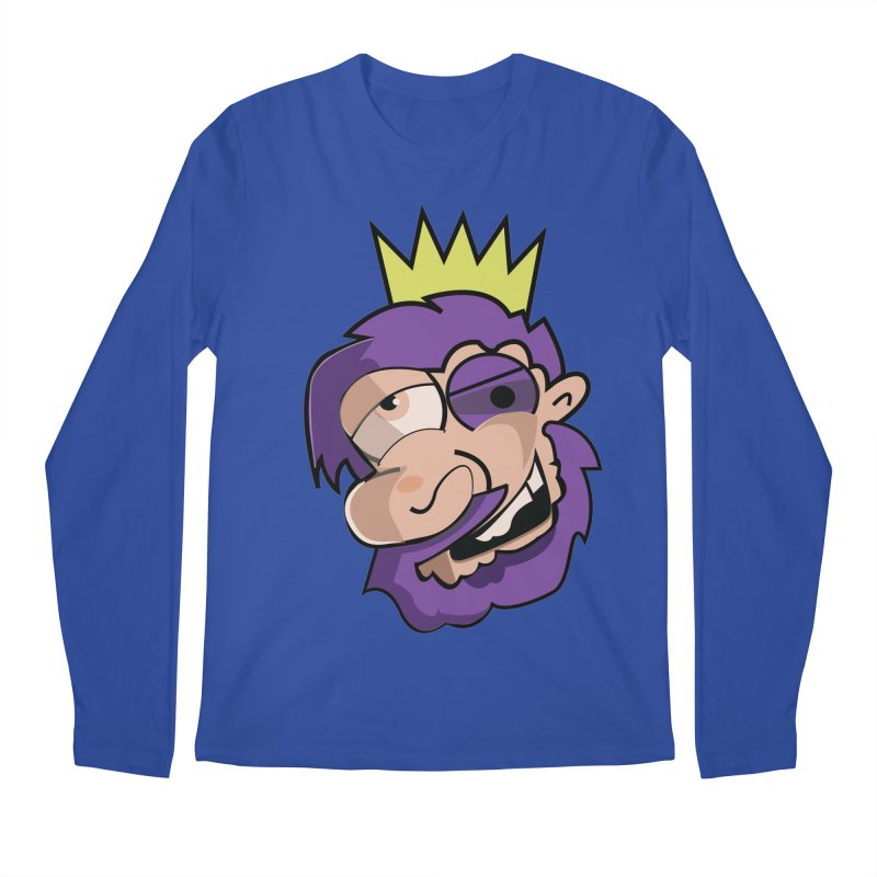 The King  Men's Longsleeve T-Shirt by TenAnchors's Artist Shop