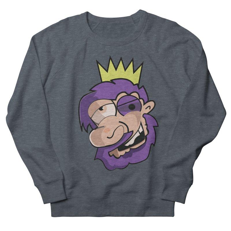 The King  Men's Sweatshirt by TenAnchors's Artist Shop