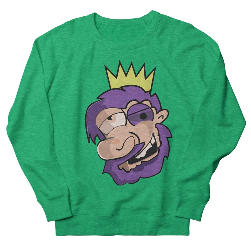The King  Men's Sweatshirt by TenAnchors's Artist Shop