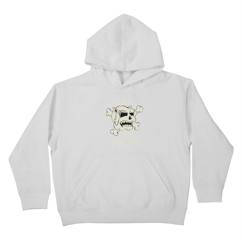 No Bull You're Awesome Kids Pullover Hoody by TenAnchors's Artist Shop