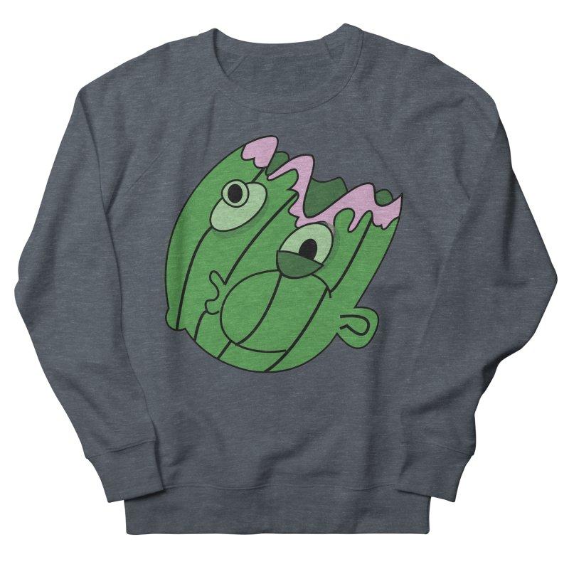 melonhead Women's Sweatshirt by TenAnchors's Artist Shop