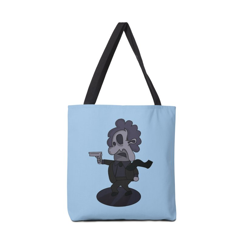 Agent Number 143 Accessories Bag by TenAnchors's Artist Shop
