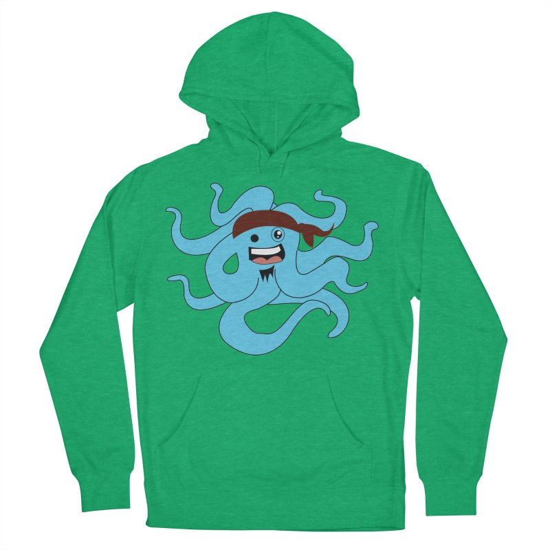 Octo....Pirate Women's Pullover Hoody by TenAnchors's Artist Shop