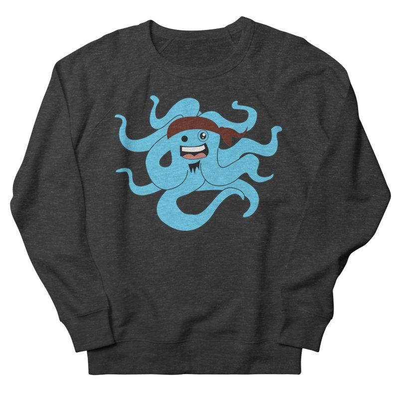 Octo....Pirate Women's Sweatshirt by TenAnchors's Artist Shop