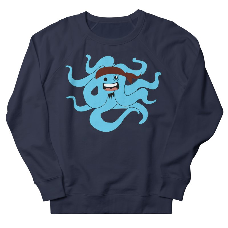 Octo....Pirate Men's Sweatshirt by TenAnchors's Artist Shop