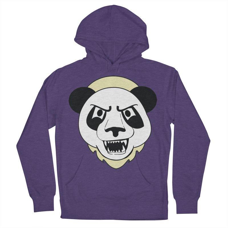Panda Fury Women's Pullover Hoody by TenAnchors's Artist Shop