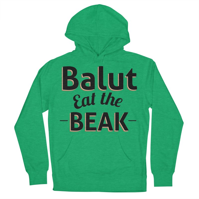Eat the Beak Men's Pullover Hoody by TenAnchors's Artist Shop