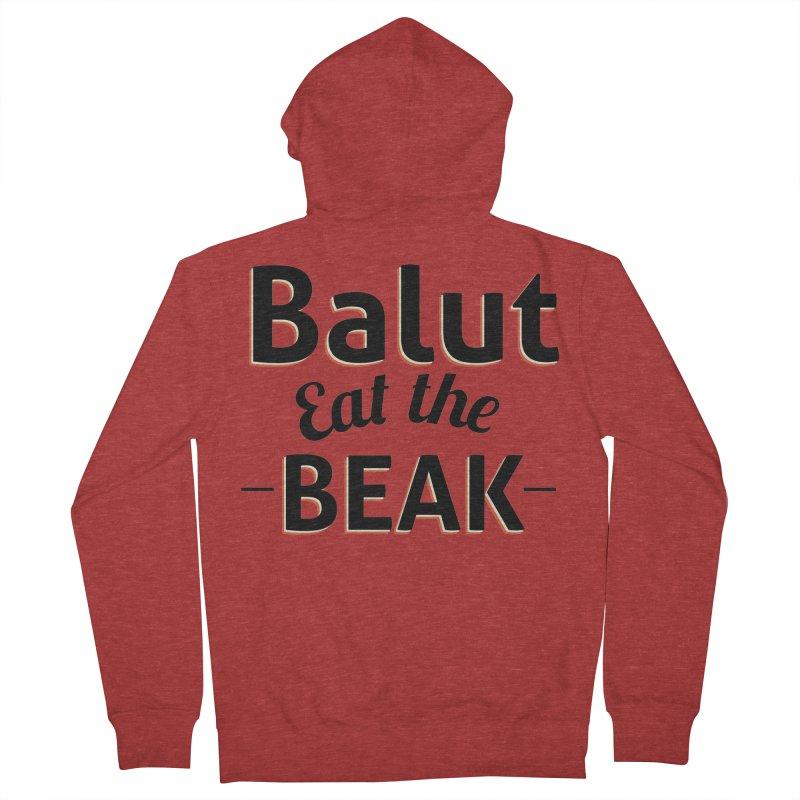 Eat the Beak Men's Zip-Up Hoody by TenAnchors's Artist Shop