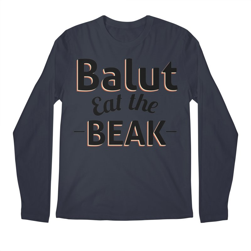 Eat the Beak Men's Longsleeve T-Shirt by TenAnchors's Artist Shop