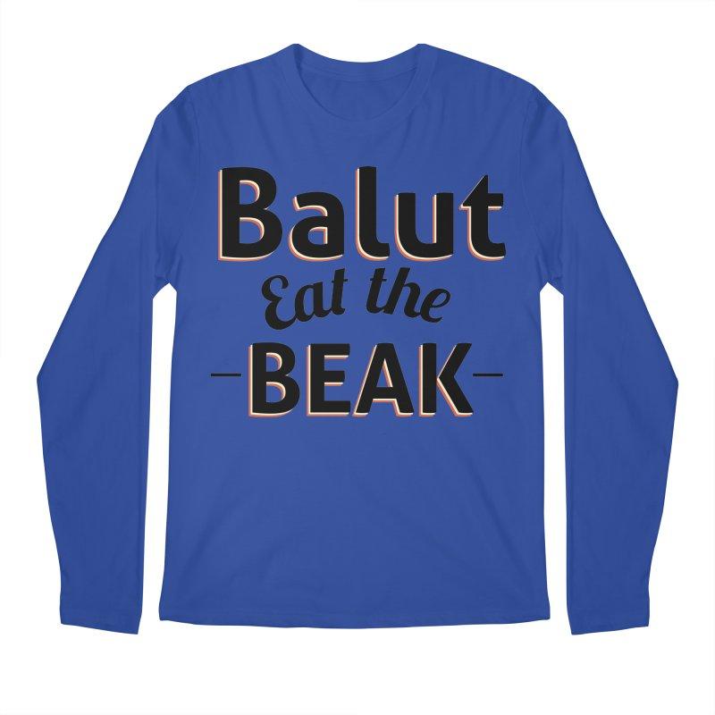 Eat the Beak Men's Longsleeve T-Shirt by TenAnchors's Artist Shop