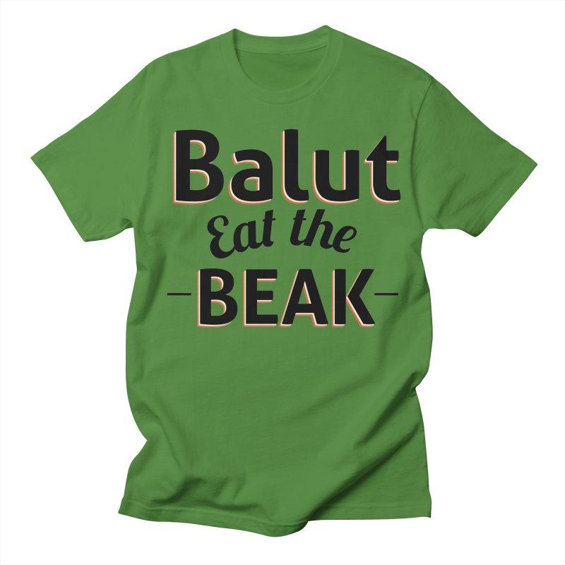Eat the Beak Women's Unisex T-Shirt by TenAnchors's Artist Shop