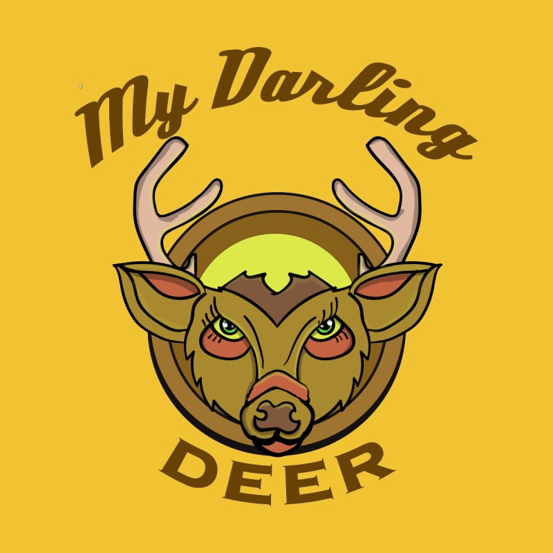 My Darling Deer None  by TenAnchors's Artist Shop