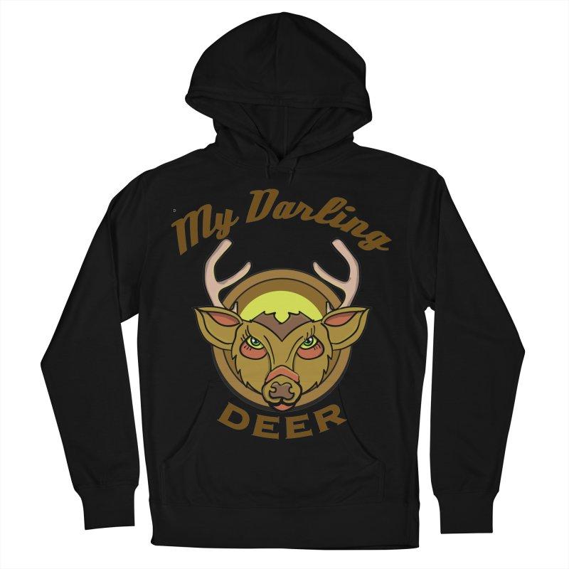 My Darling Deer Women's Pullover Hoody by TenAnchors's Artist Shop