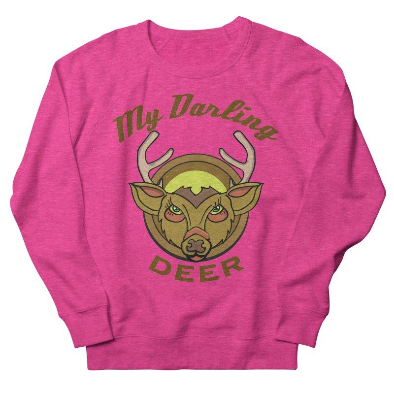 My Darling Deer Men's Sweatshirt by TenAnchors's Artist Shop
