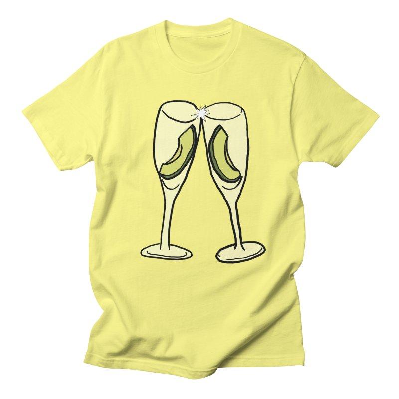 Avocado Toast Women's Unisex T-Shirt by TenEastRead's Artist Shop
