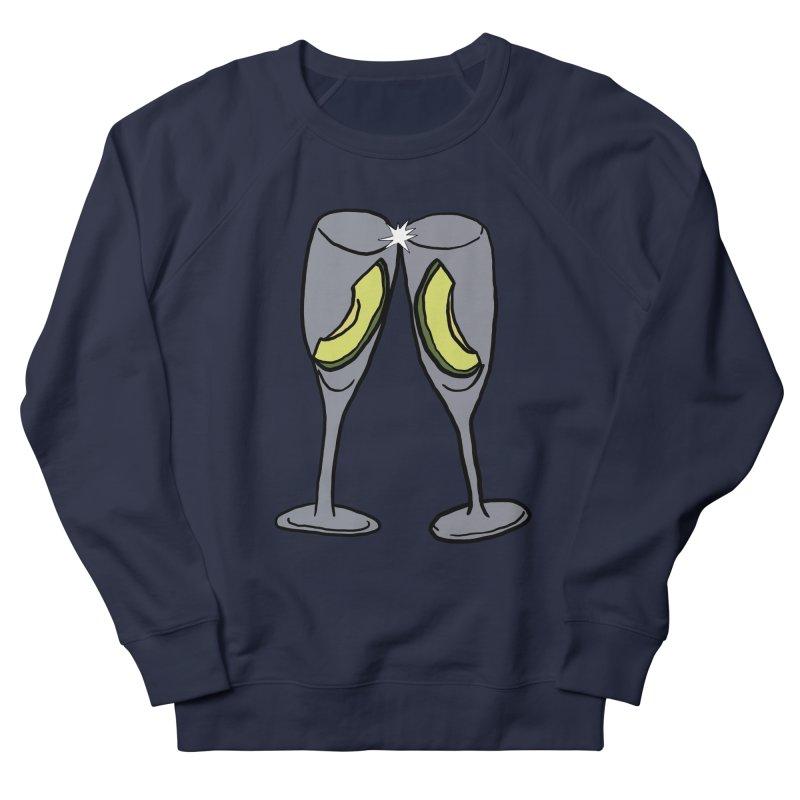 Avocado Toast Women's French Terry Sweatshirt by TenEastRead's Artist Shop
