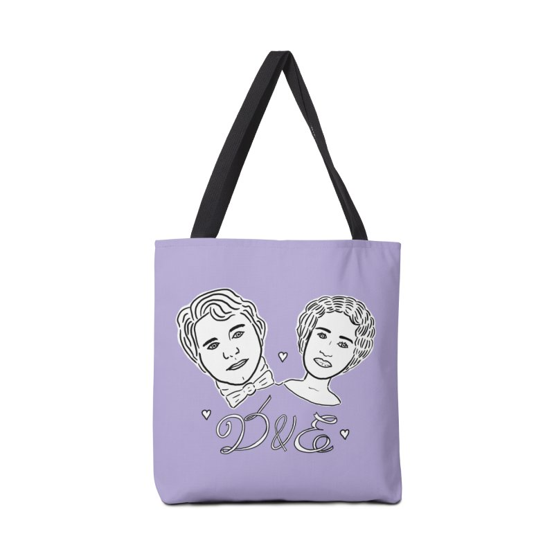 Darcy & Elizabeth Accessories Tote Bag Bag by TenEastRead's Artist Shop