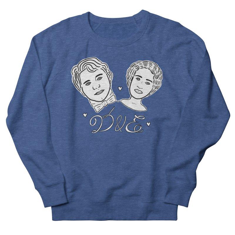 Darcy & Elizabeth Men's Sweatshirt by TenEastRead's Artist Shop