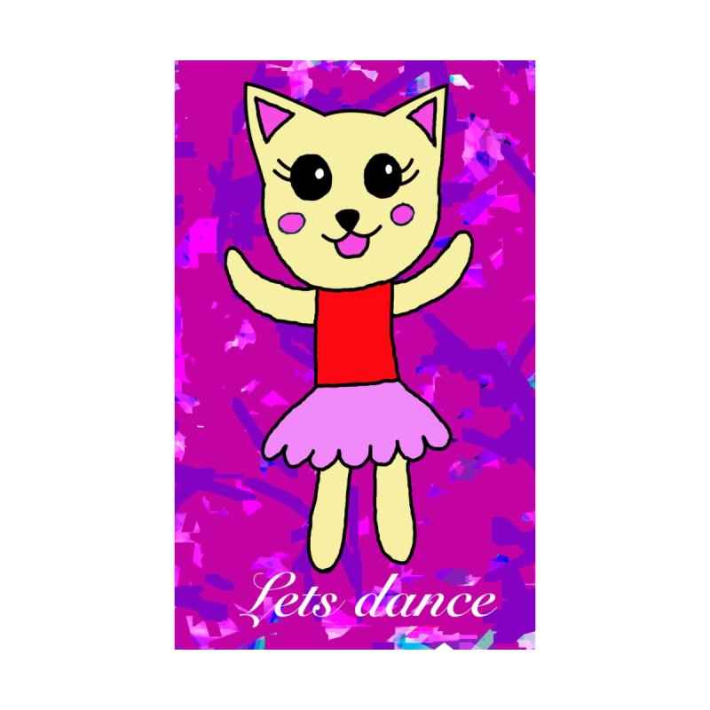 Ballerina cat by Teresa's design's Artist Shop