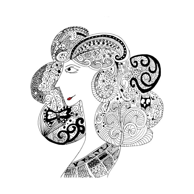 La Bella Donna by Terrecrea's Artist Shop