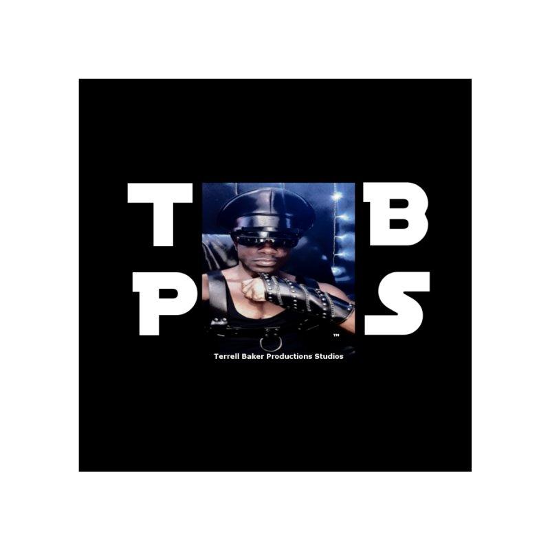 01012019_TerrellBakerProductionsStudios_TrdMkLogo_3000_3000_ThreadlessMerchandiseStore Men's T-Shirt by Duane Terrell Baker - Authorized Artwork, etc