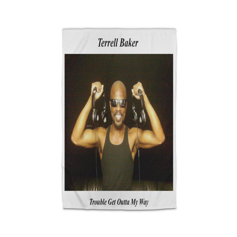 TerrellBaker_2018_TroubleGetOuttaMyWayAlbum_MerchandiseArtwork Home Rug by Duane Terrell Baker - Authorized Artwork, etc