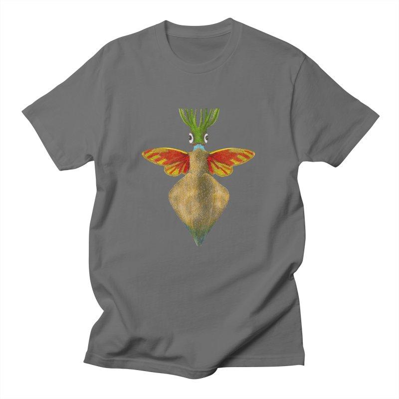 Winged Cuttlefish Women's T-Shirt by TeeGoo's Shop