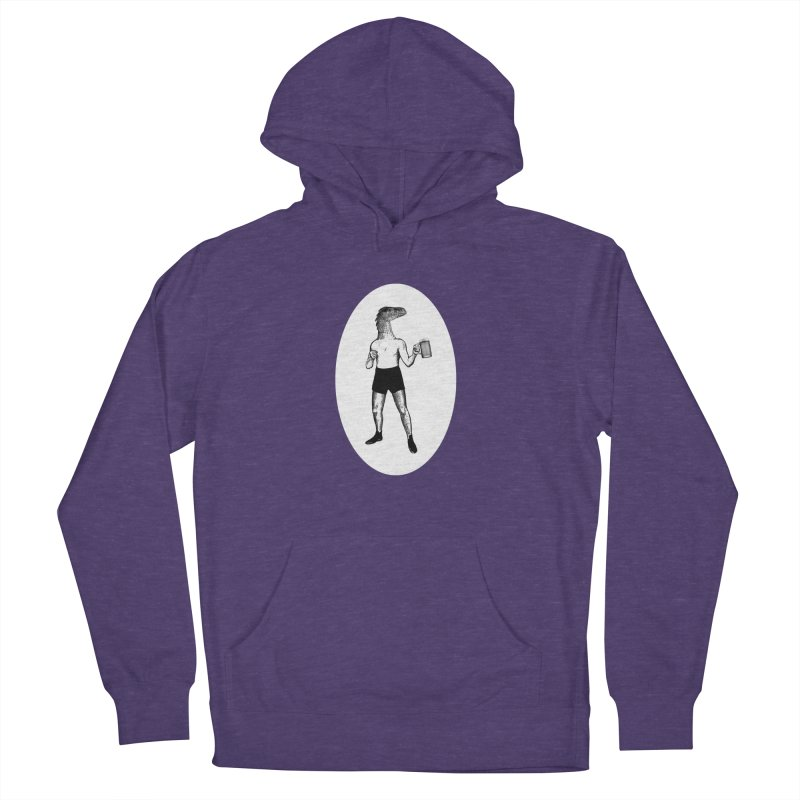 Beer Fighter Women's French Terry Pullover Hoody by TeeGoo's Shop