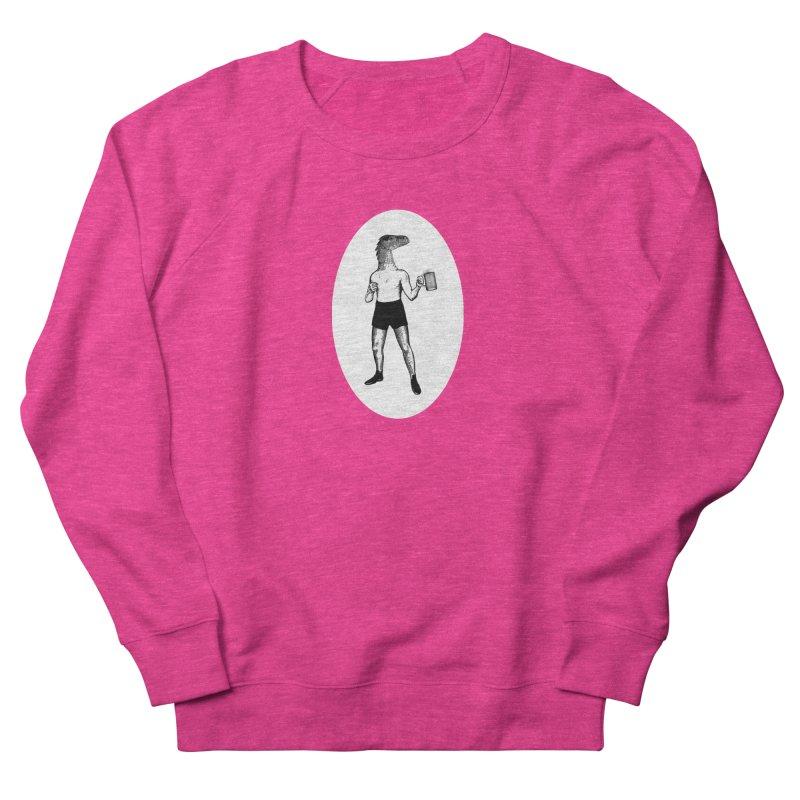 Beer Fighter Women's French Terry Sweatshirt by TeeGoo's Shop