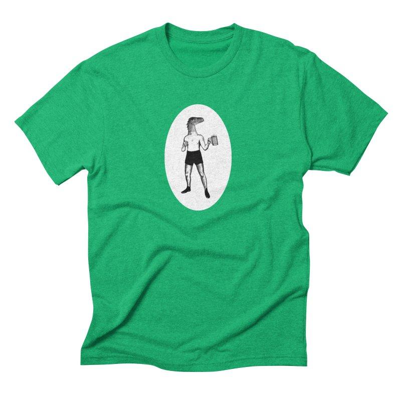 Beer Fighter Men's Triblend T-Shirt by TeeGoo's Shop