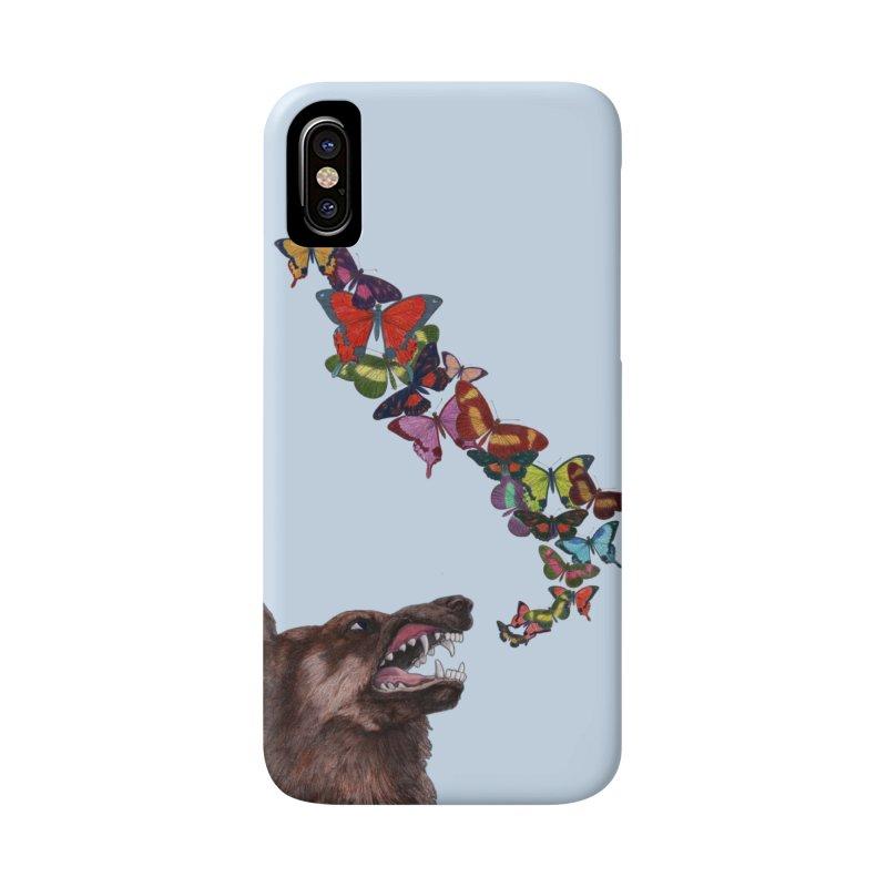 Wolfie Accessories Phone Case by TeeGoo's Shop