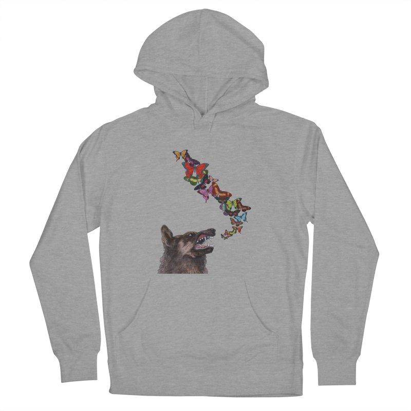 Wolfie Women's Pullover Hoody by TeeGoo's Shop