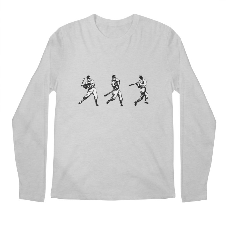 Swing Men's Regular Longsleeve T-Shirt by TeeGoo's Shop