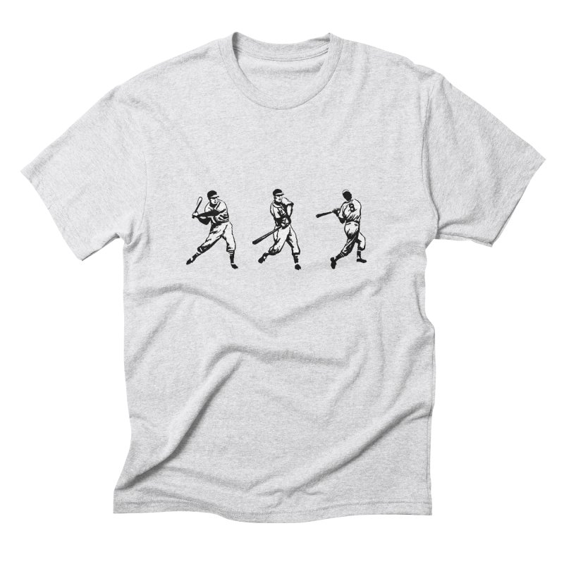 Swing Men's Triblend T-Shirt by TeeGoo's Shop