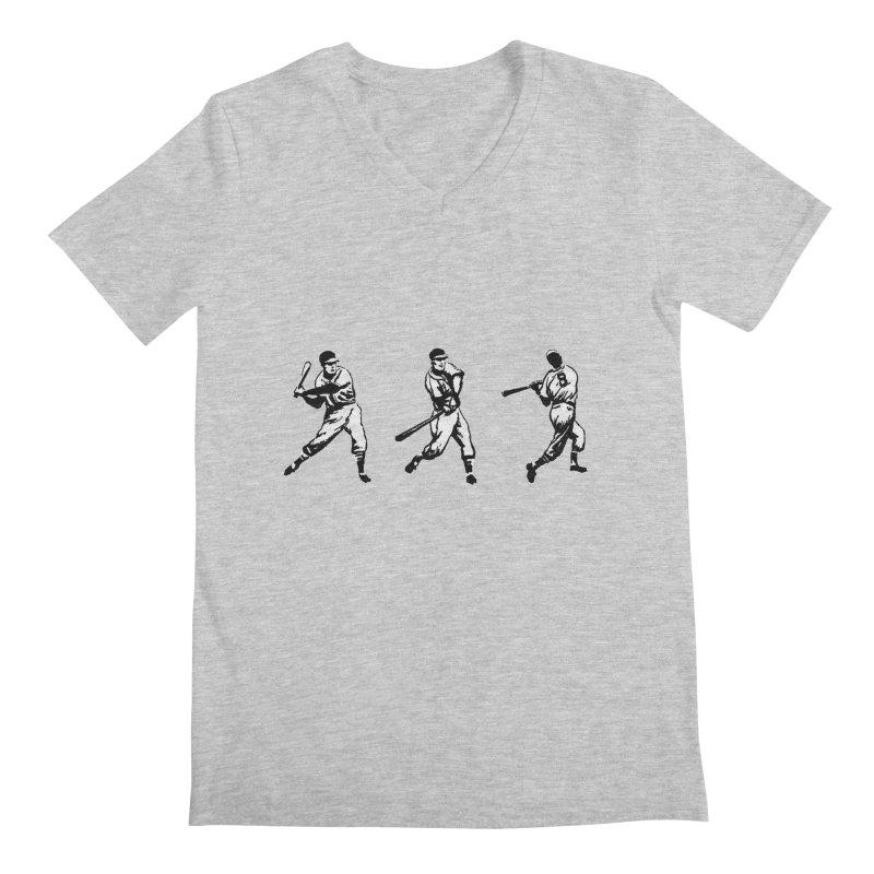Swing Men's Regular V-Neck by TeeGoo's Shop