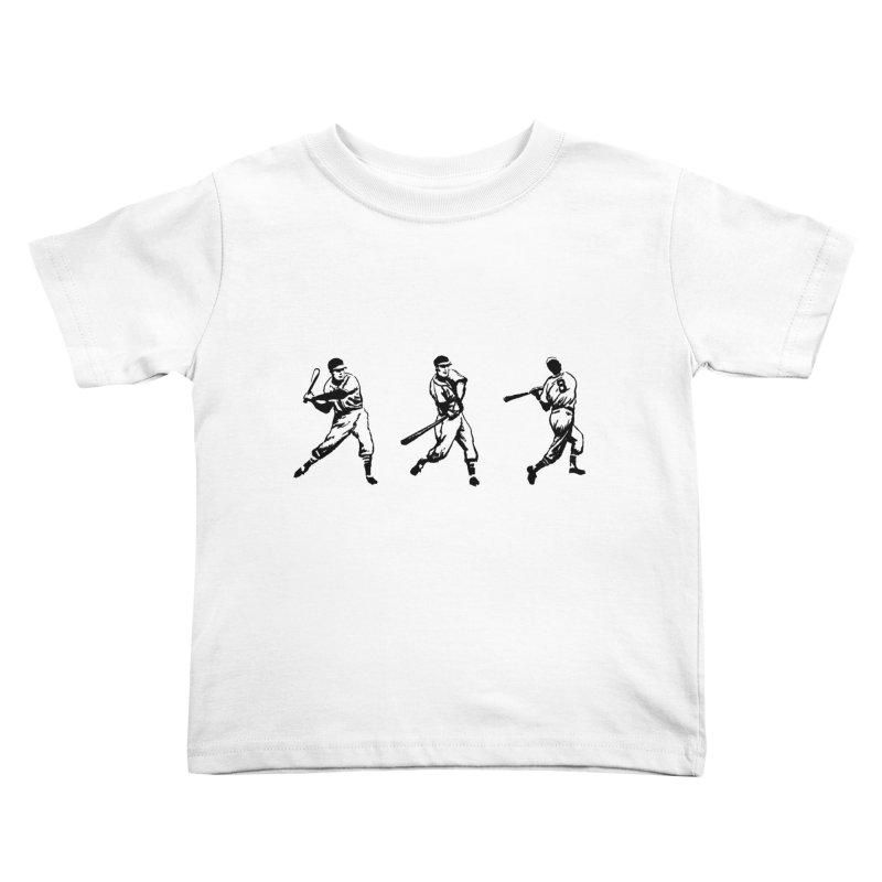 Swing Kids Toddler T-Shirt by TeeGoo's Shop
