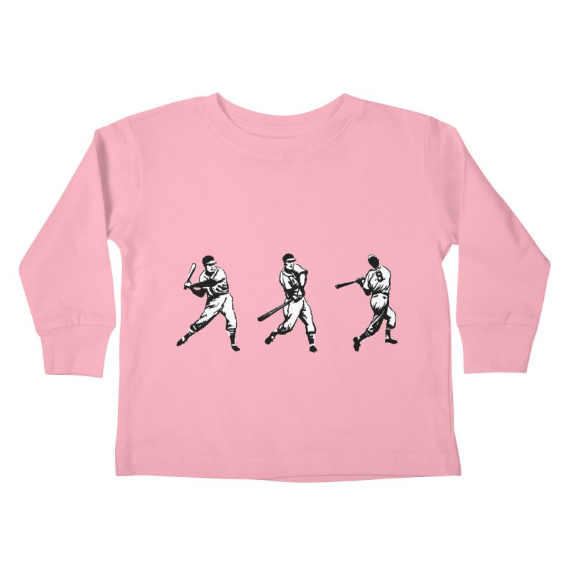 Swing Kids Toddler Longsleeve T-Shirt by TeeGoo's Shop