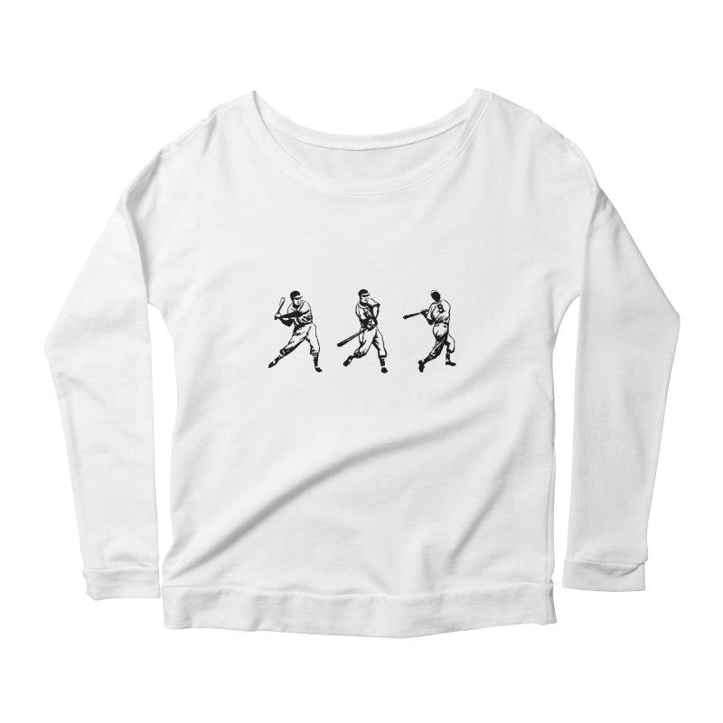Swing Women's Scoop Neck Longsleeve T-Shirt by TeeGoo's Shop