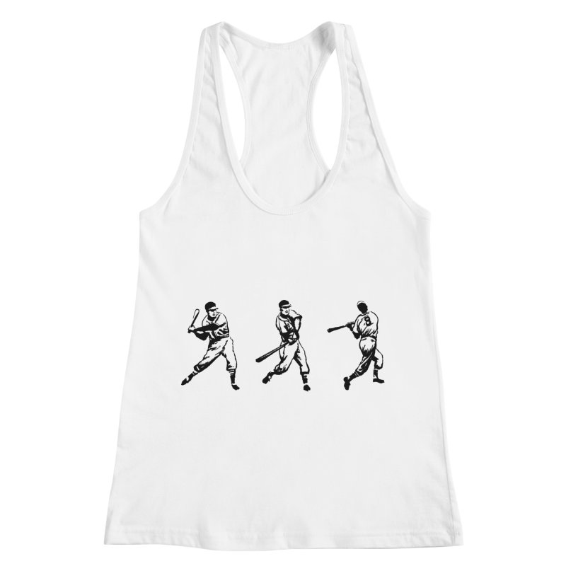 Swing Women's Racerback Tank by TeeGoo's Shop