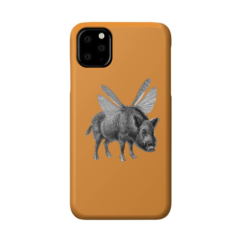 When Pigs Fly Accessories Phone Case by TeeGoo's Shop