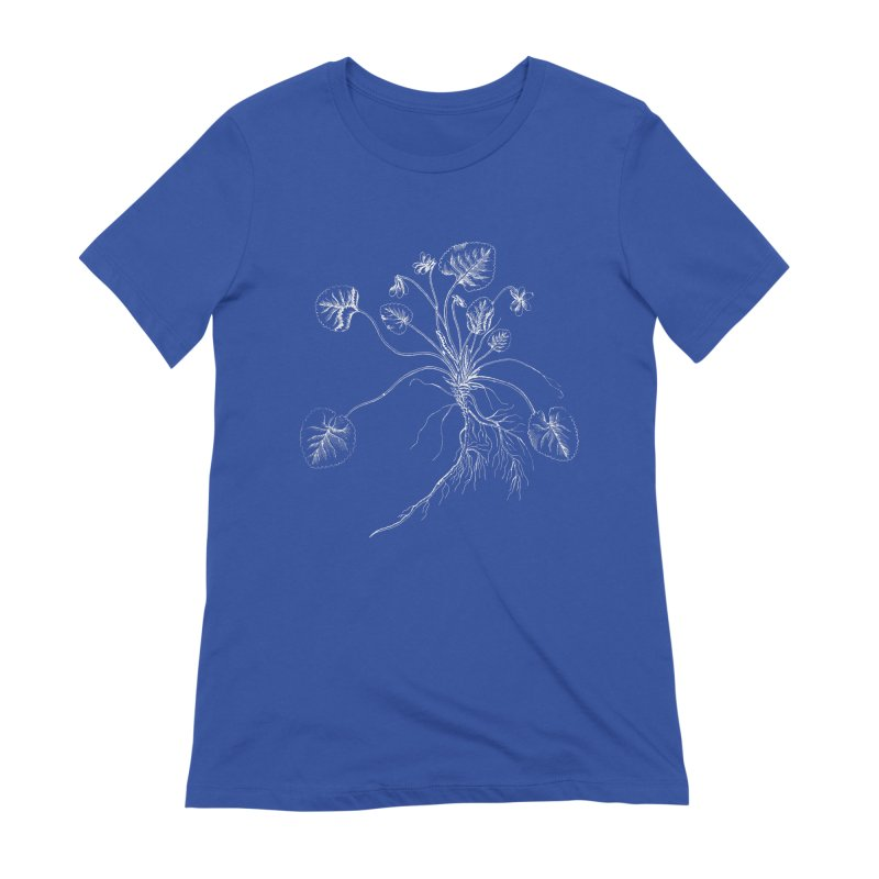 March Violet Women's Extra Soft T-Shirt by TeeGoo's Shop