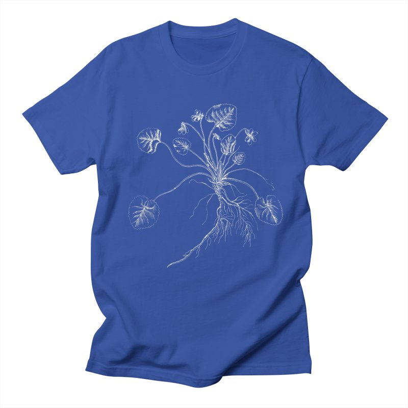 March Violet Women's Regular Unisex T-Shirt by TeeGoo's Shop