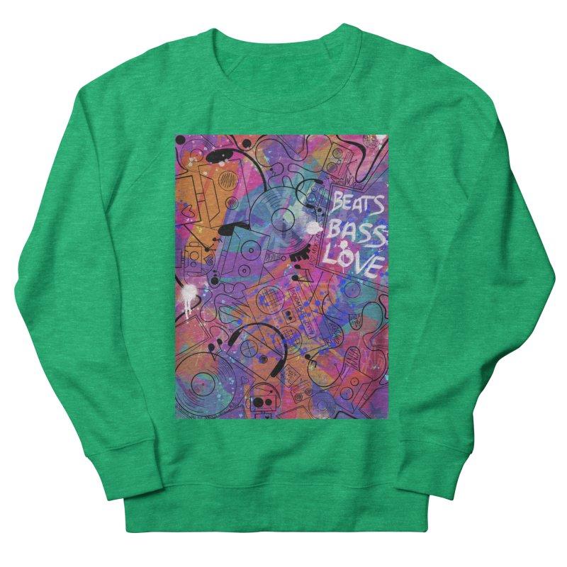 Boombot City Women's Sweatshirt by That5280Lady's Shop