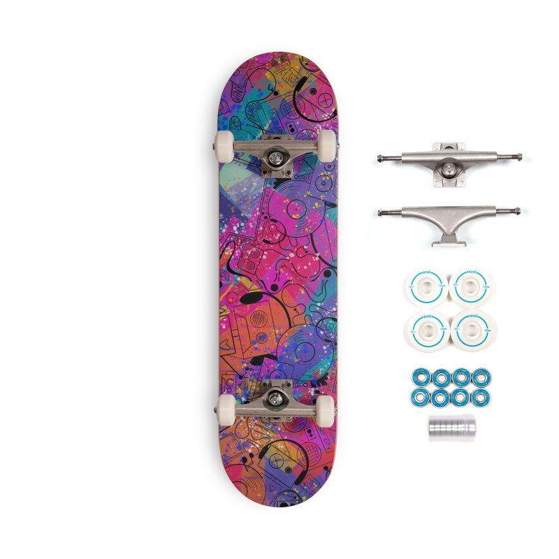 Boombot City Accessories Skateboard by That5280Lady's Shop