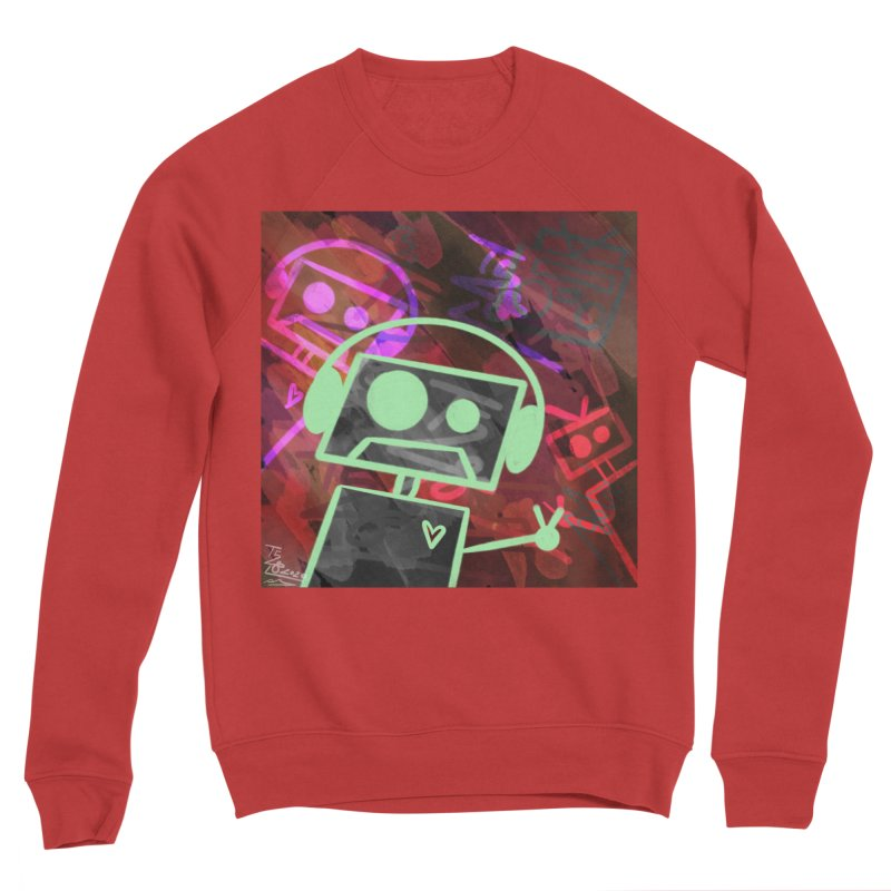 Radio-Active Women's Sweatshirt by That5280Lady's Shop