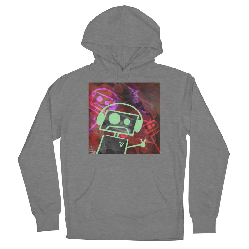 Radio-Active Women's Pullover Hoody by That5280Lady's Shop